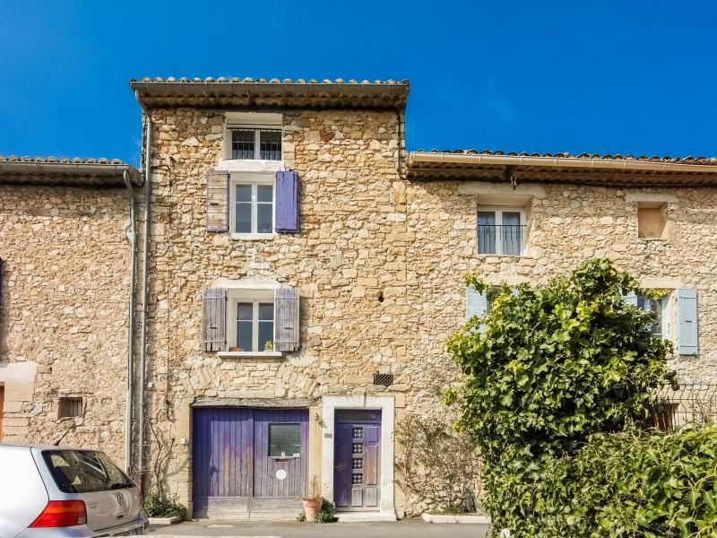 Maison vendre en paca vaucluse le barroux le baroux for Acheter maison vaucluse