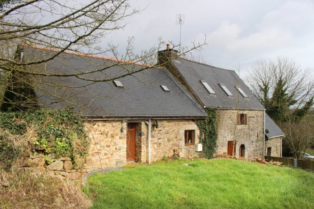 French property, houses and homes for sale in CALLAC Cotes_d_Armor Brittany