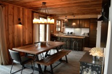 French ski chalets, properties in Courchevel 1850, Courchevel 1850, Three Valleys