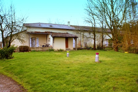 French property, houses and homes for sale in LE BUSSEAU Deux_Sevres Poitou_Charentes
