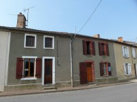 French property, houses and homes for sale in MOUTIERS SOUS ARGENTON Deux_Sevres Poitou_Charentes
