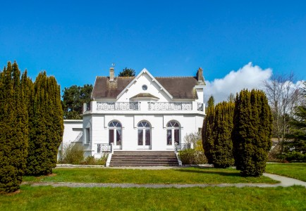 housein Conchil-le-temple