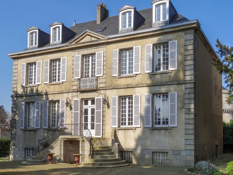 Chateau vendre en basse normandie orne alencon alen on for Maison france confort alencon