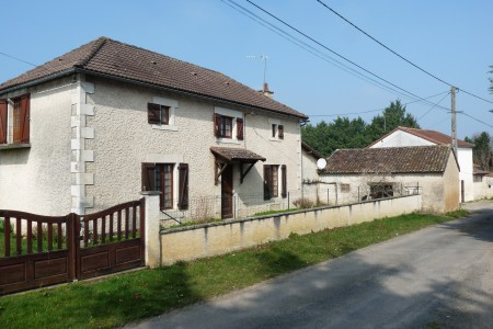French property, houses and homes for sale in Antigny Vienne Poitou_Charentes