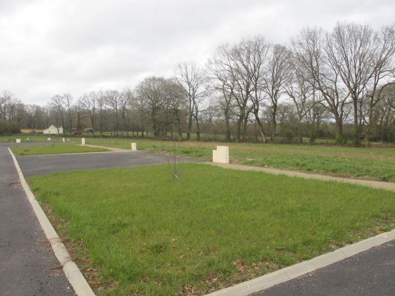 Terrain vendre en bretagne morbihan pontivy bel for Valeur d un terrain constructible