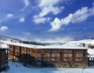 French ski chalets, properties in Arc 1800, Les Arcs - Edenarc, Paradiski