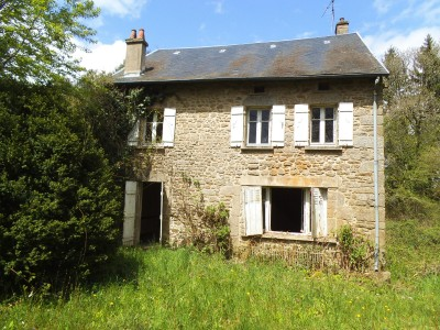 French property, houses and homes for sale in ST GEORGES LA POUGE Creuse Limousin