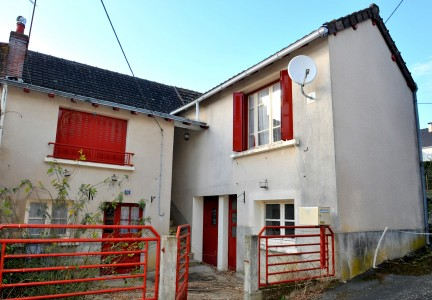 French property, houses and homes for sale in LE MENOUX Indre Centre