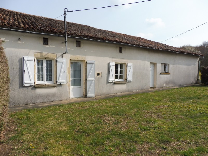 Maison à vendre à St Romain-en-Charroux(86250) - Vienne