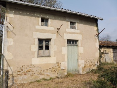 French property, houses and homes for sale in St Romain-en-Charroux Vienne Poitou_Charentes