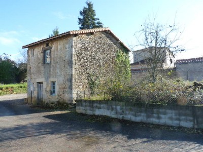French property, houses and homes for sale in LUSSAC Charente Poitou_Charentes