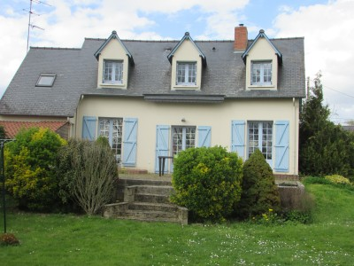 French property, houses and homes for sale in VILLIERS CHARLEMAGNE Mayenne Pays_de_la_Loire