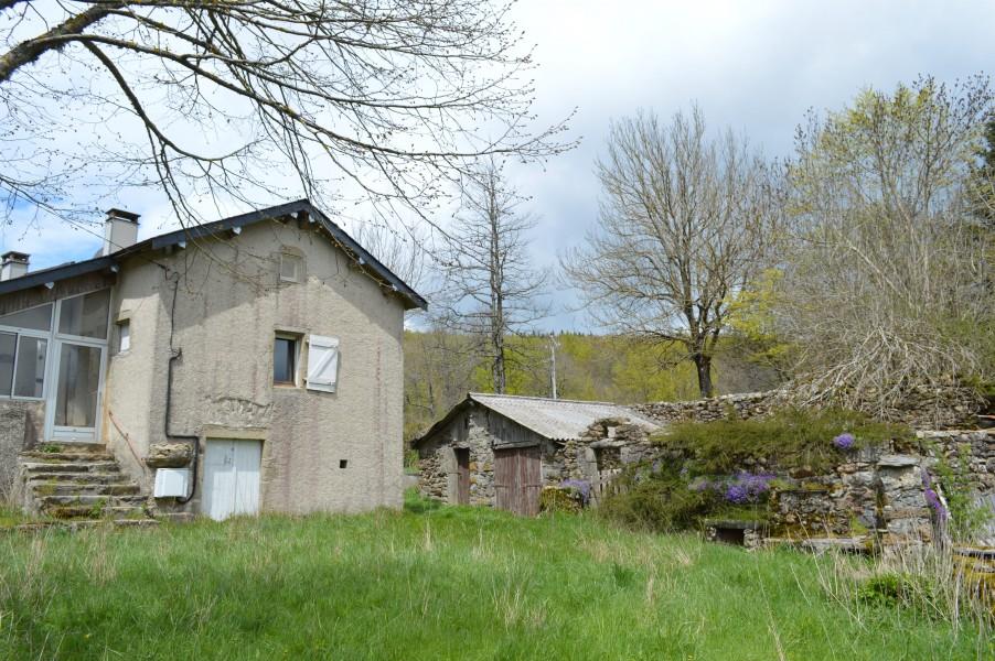 maison 224 vendre en midi pyrenees tarn murat sur vebre ancienne ferme r 233 nov 233 e de 3 chambres