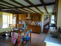 French property for sale in LA CHAPELLE DU BOIS, Sarthe photo 2