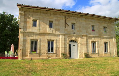 French property, houses and homes for sale in LUSSAC Gironde Aquitaine