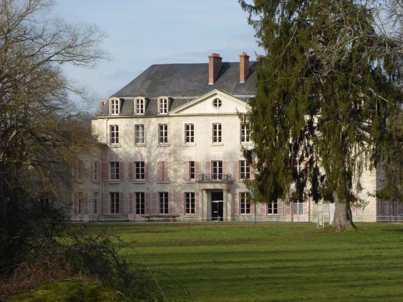 Chateau vendre en bourgogne yonne sur serein for Acheter une maison sud de la france