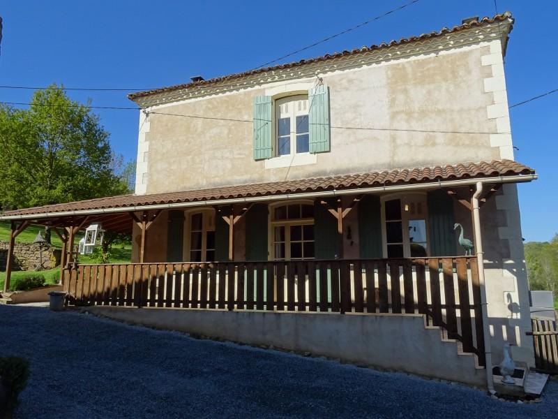 Maison vendre en aquitaine dordogne st jean de cole for Acheter un maison en france