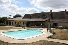 latest addition in Issigeac Dordogne