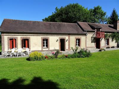 French property, houses and homes for sale in ST EVROULT NOTRE DAME DU BOIS Orne Normandy
