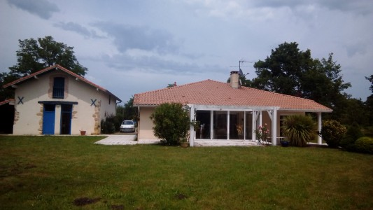 French property, houses and homes for sale in ST PERDON Landes Aquitaine