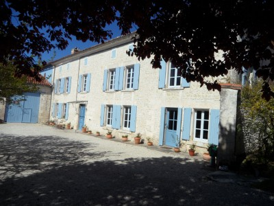 French property, houses and homes for sale in PEREUIL Charente Poitou_Charentes