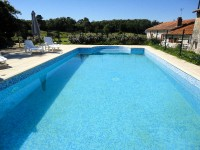 French property for sale in COURGEAC, Charente - €432,500 - photo 2