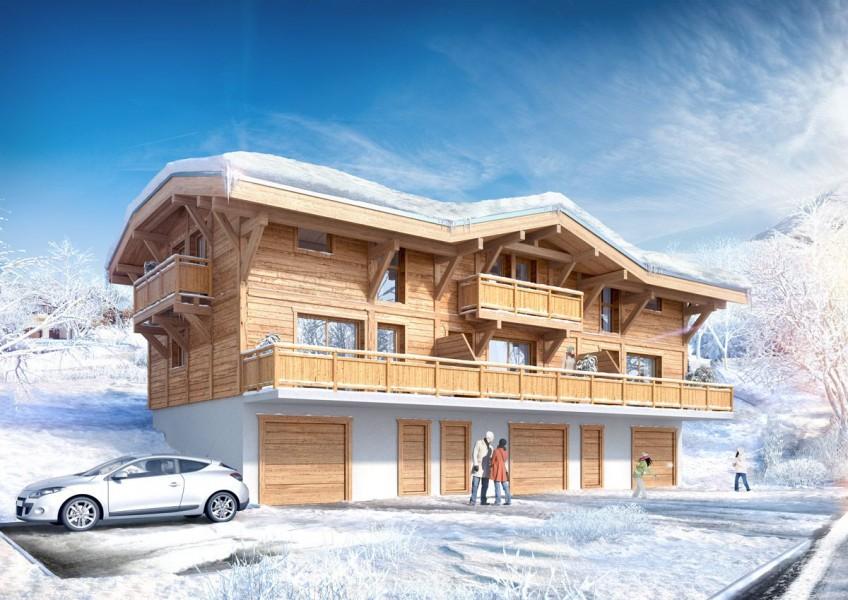 Ski Ski Chalet, New Build, Off-plan, for sale in Bernex