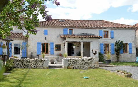 French property, houses and homes for sale in VAUX LAVALETTE Charente Poitou_Charentes