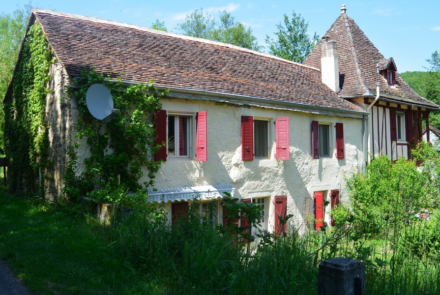 Mill For Sale In Caylus Tarn Et Garonne Fantastic 3