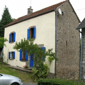 French property, houses and homes for sale in La Chapelle Baloue Creuse Limousin