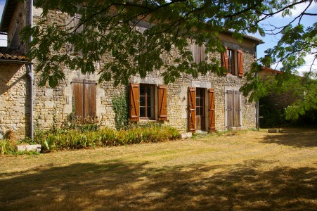 French property, houses and homes for sale in LA CHAPELLE POUILLOUX Deux_Sevres Poitou_Charentes