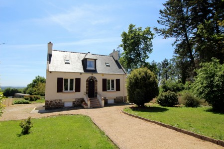 French property, houses and homes for sale in PLOUEZOCH Finistere Brittany