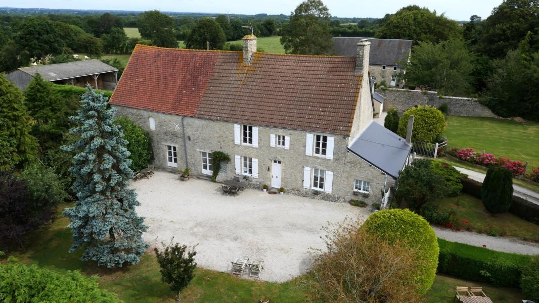 Maison vendre en basse normandie manche sainte mere - Chambres d hotes sainte mere l eglise ...