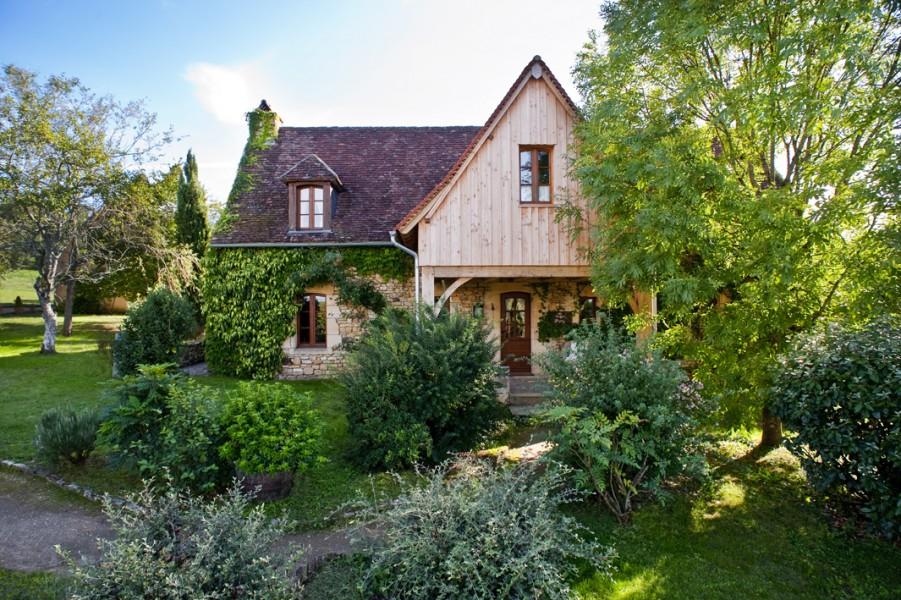 Maison vendre en aquitaine dordogne daglan maison for Acheter une maison en dordogne
