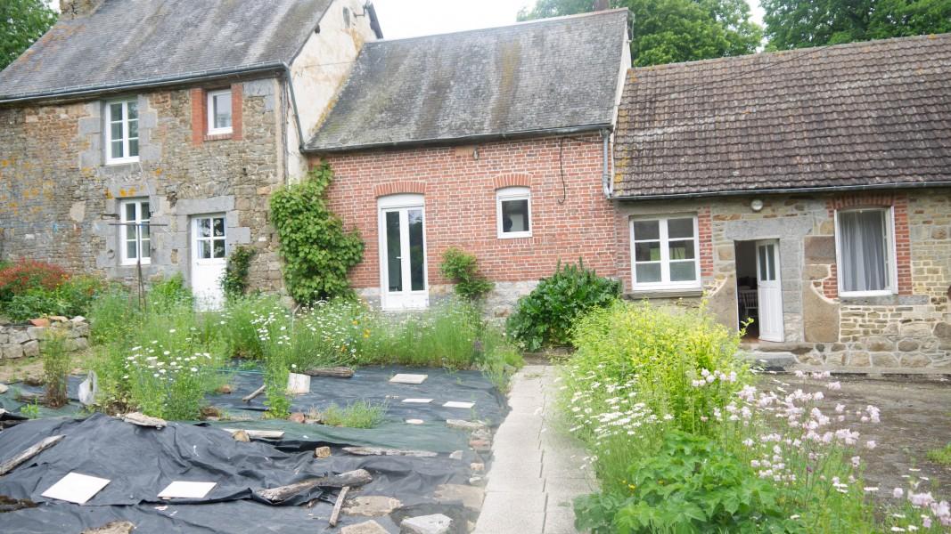 Maison vendre en basse normandie orne la baroche sous for Acheter une maison a 2