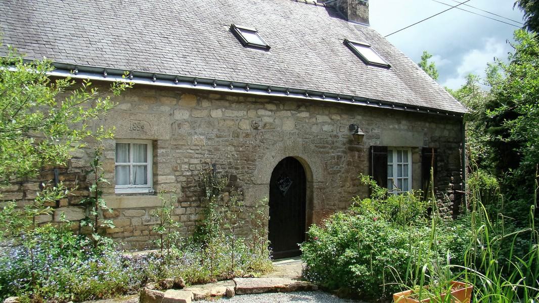 Maison vendre en bretagne morbihan lignol une tr s jolie maison 39 39 - Maison neo bretonne renovee ...
