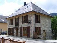 French ski chalets, properties in Entremont-le-Vieux, Le Desert d'Entremont, Chartreuse