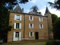 chateau à vendre à EXCIDEUIL, Dordogne, Aquitaine, avec Leggett Immobilier