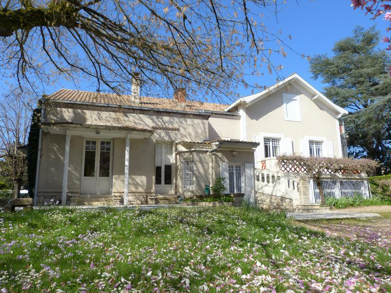 Maison vendre en aquitaine gironde pineuilh du charme for Acheter une maison en gironde