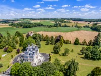 Chateau à vendre à AUBETERRE SUR DRONNE en Charente - photo 1