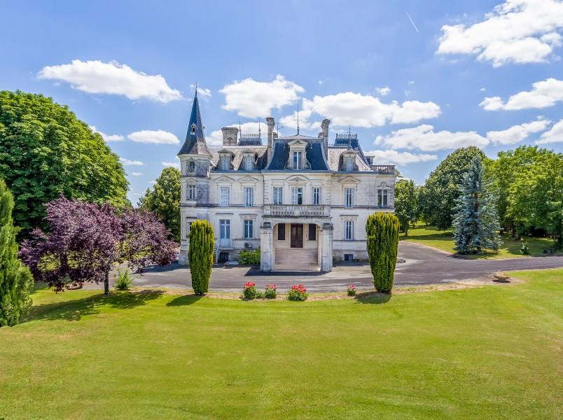 Chateau à vendre à AUBETERRE SUR DRONNE(16390) - Charente