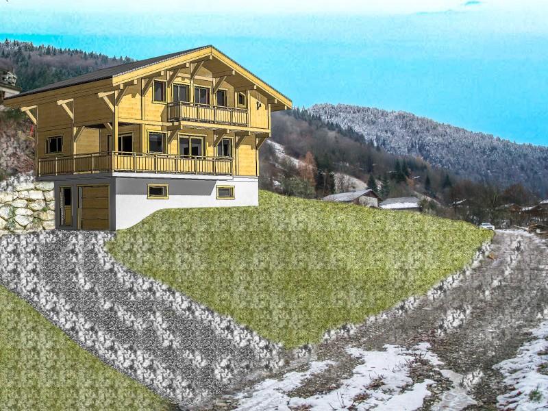 chalet vendre en rhone alpes haute savoie chalet haute gamme avec 3 4 chambres vendre. Black Bedroom Furniture Sets. Home Design Ideas