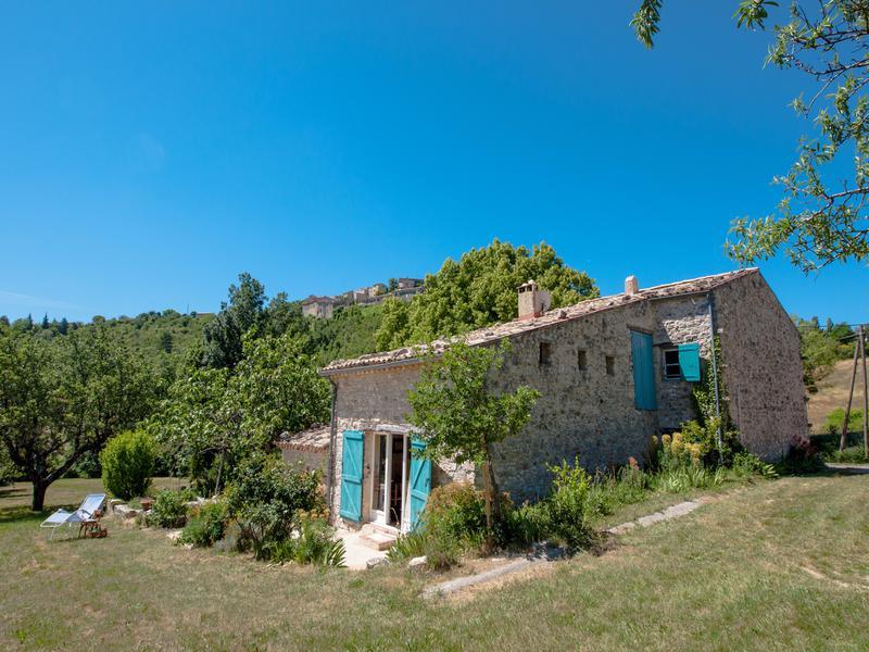 Maison vendre en paca alpes de hautes provence for Acheter une maison de village