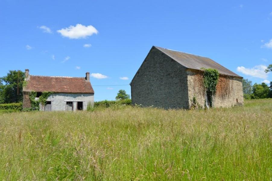Maison à vendre à GENOUILLAC(23350) - Creuse