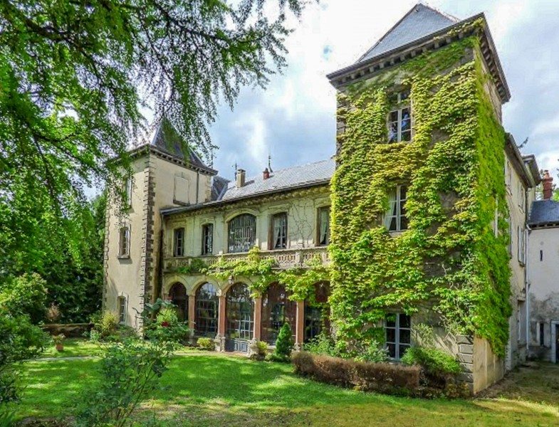 Chateau for sale in aix les bains savoie investor for Info aix les bains
