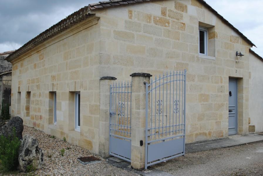 Maison vendre en aquitaine gironde saint emilion une for Acheter une maison en gironde