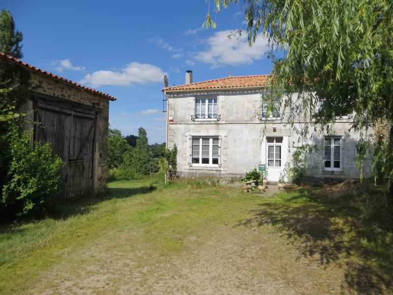 Maison vendre en pays de la loire vendee st juire for Acheter une maison a 2