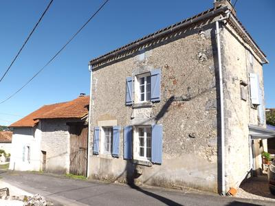 French property, houses and homes for sale in ST ANGEAU Charente Poitou_Charentes
