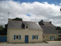 French property for sale in CHATEAUNEUF DU FAOU, Finistere photo 1