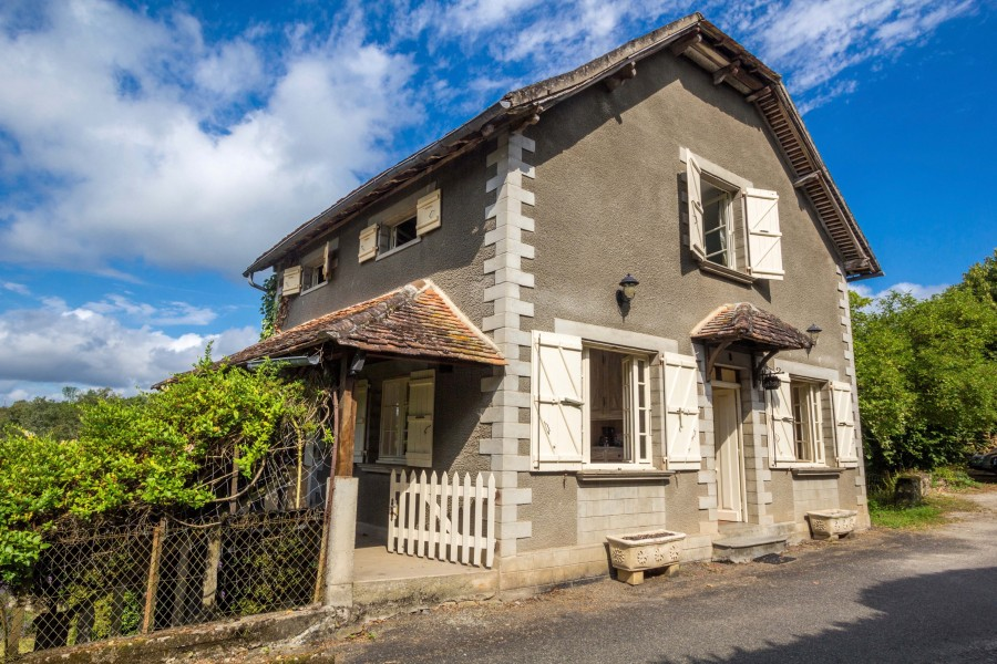 Maison vendre en limousin correze curemonte belle for Acheter maison en france